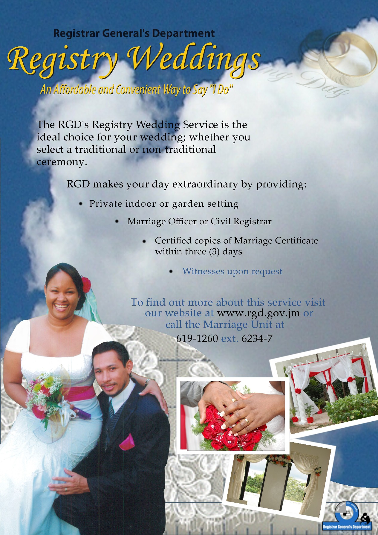 Jamaican dating marriage customs
